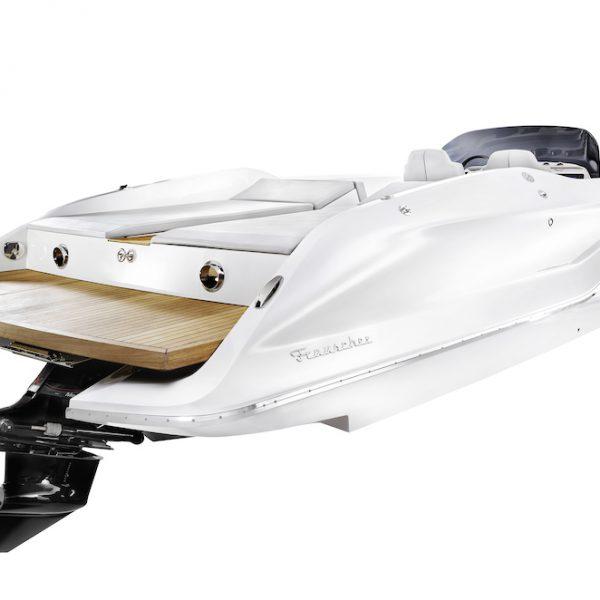 Ein Traum von einem Boot - die Frauscher 858 Fantom Air