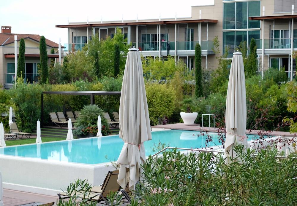 Das Aqualux Hotel ist perfekt für eine Auszeit