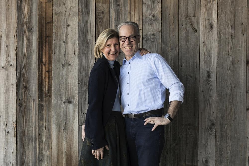 Perfekte und super sympathische Gastgeber: Barbara und Bernhard Ebert