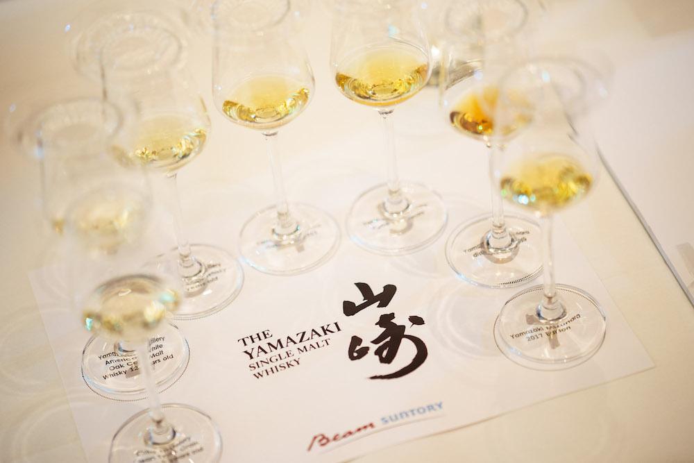 Whisky für die Sinne: Bei dem Tasting gab es die feinsten Tropen zu verkosten