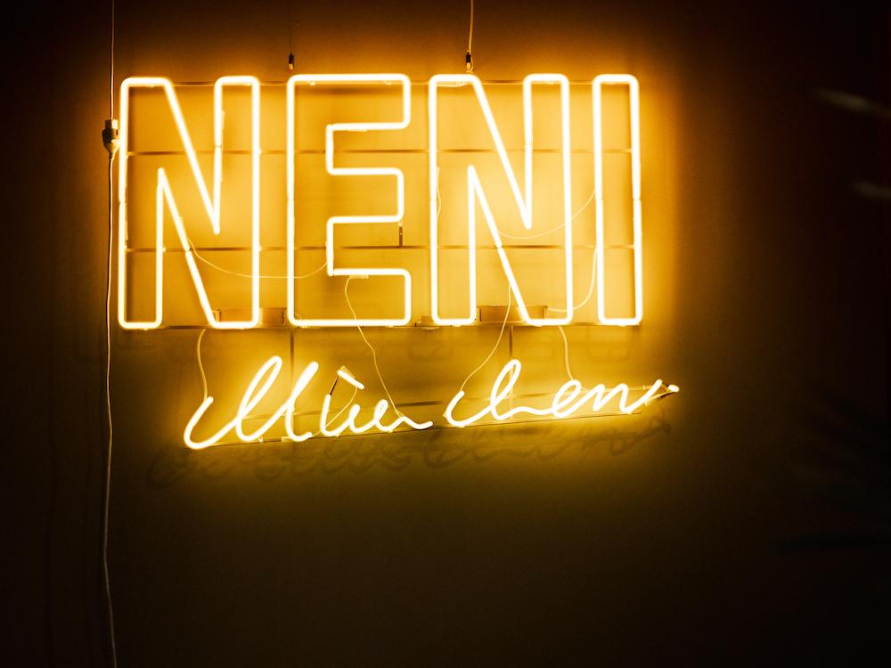 Auch im The Royal Bavarian gibt es ein Neni Restaurant