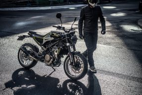 A star is born: Husqvarna Svartpilen