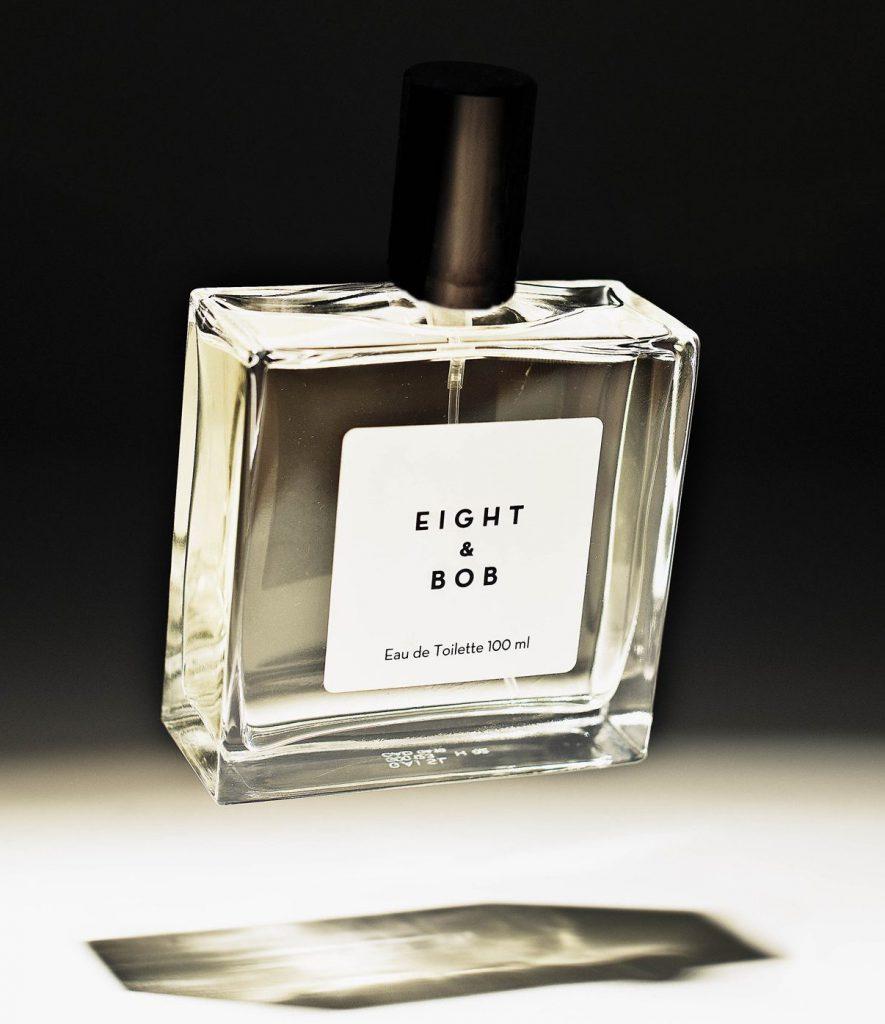 Objekt der Begierde, schon in den 30er Jahren: das Parfum Eight&Bob