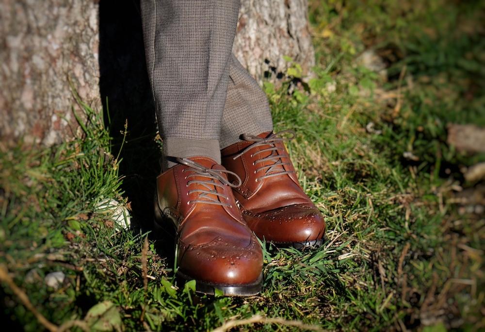 Schuhe von László Budapest