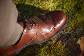 Klasse am Fuß: Schuhe von László Budapest