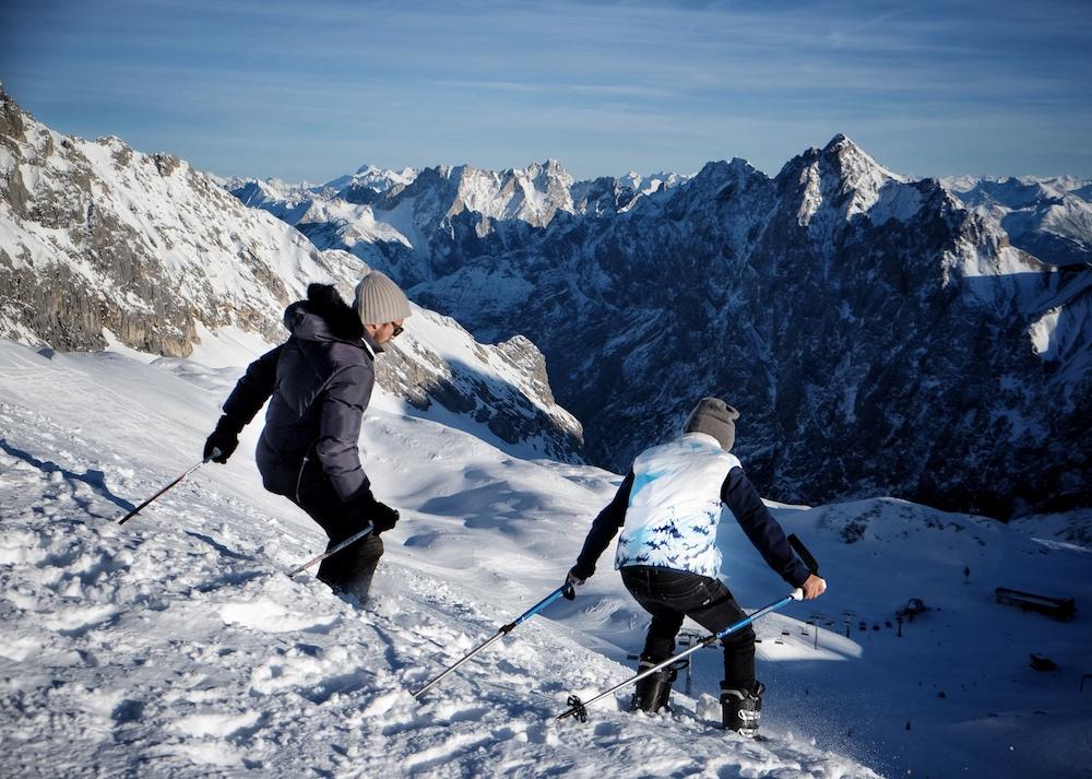 Spaß im Schnee!