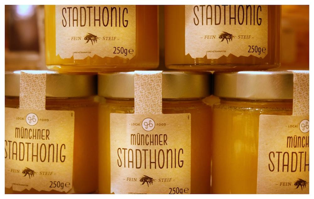 Honig made in Munich