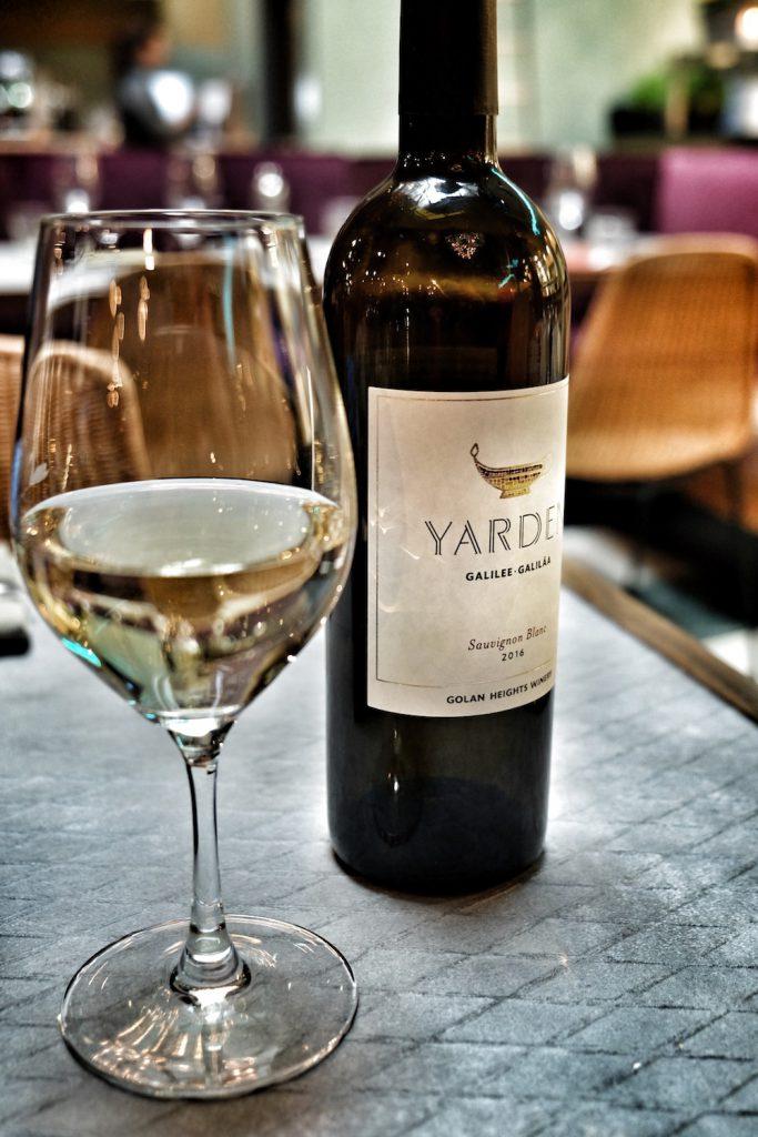 Sauvignon Blanc aus Israel - unbedingt probieren!