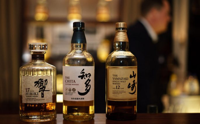 High End Whisky aus Japan von Suntory
