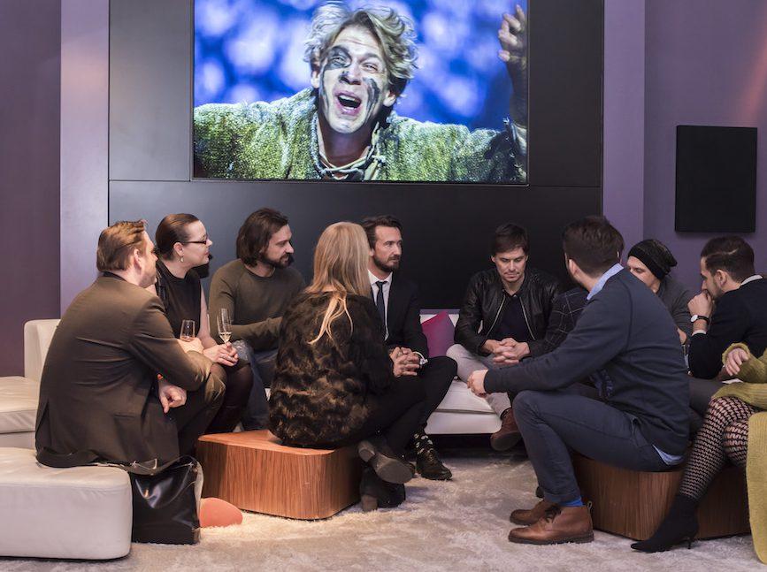 Exklusive Runde: Wir Blogger im Gespräch mit den Hauptdarstellern des Musicals