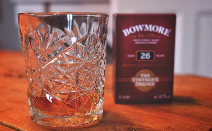 Edler Tropfen: der 26 Jahre alte Bowmore Islay Single Malt