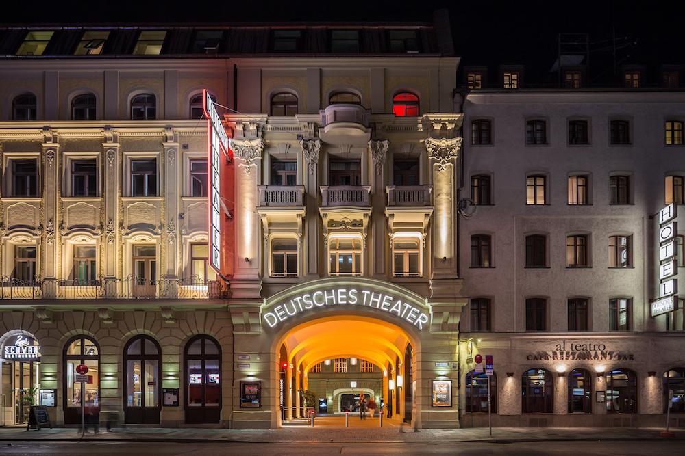 Der Ort für Musical-Freunde: das Deutsche Theater in München
