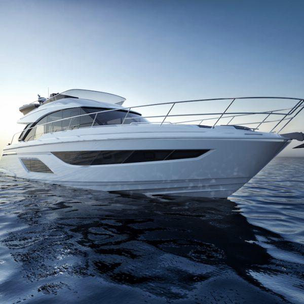 Ein Traum von einem Boot: die R55 von Bavaria Yachts