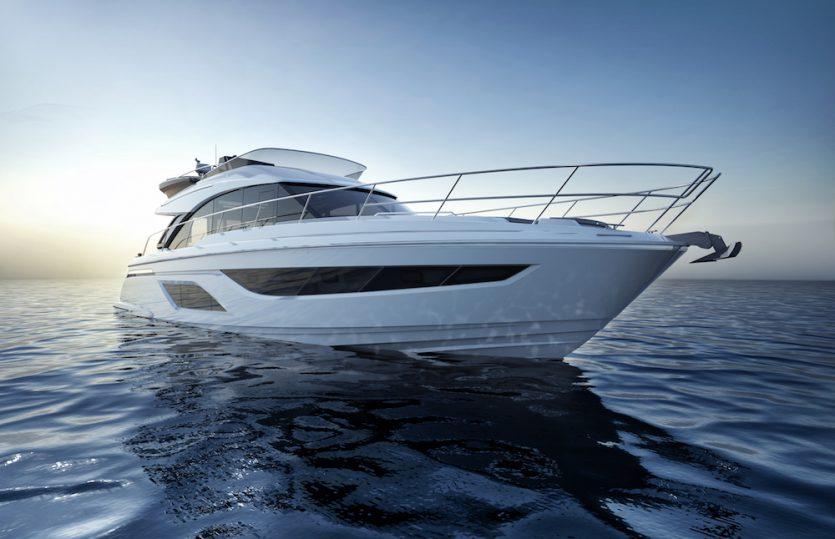 Bayerische Revolution: Bavaria Yachts R55