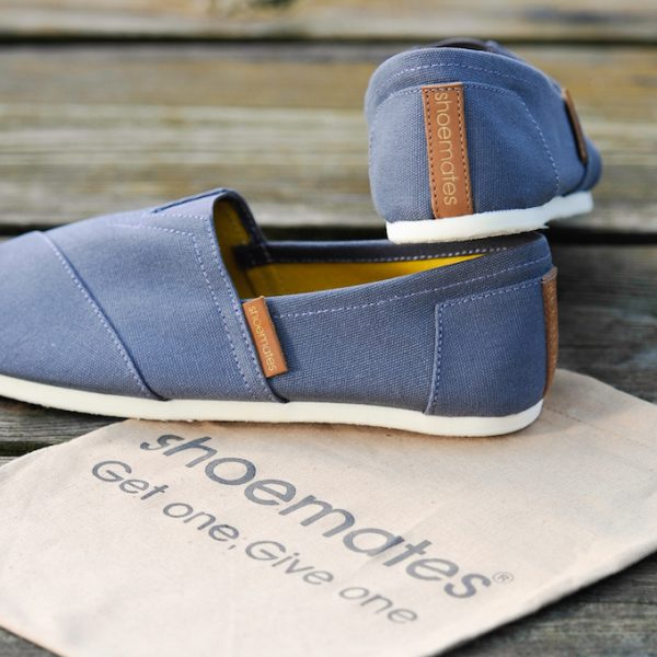 Espadrilles von Shoemates - für jedes verkaufte Paar bekommt ein Kind in Afghanistan Schuhe