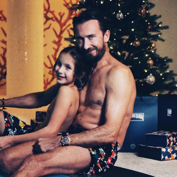 Fröhliche Weihnachten - auch auf der Badehose!