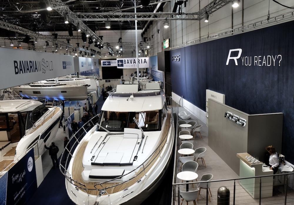 Ein Traum von einem Boot: sportlich und komfortabel