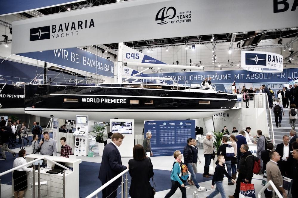 Die Bavaria Yachts überraschte mit neuen Traumbooten