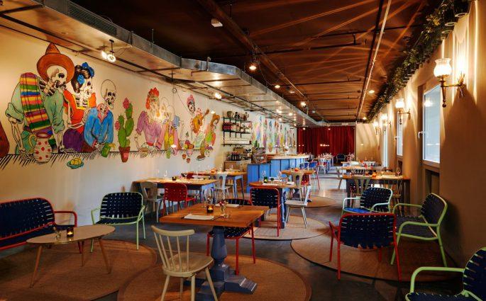 Mexiko meets Veggie: das Blitz Restaurant in München