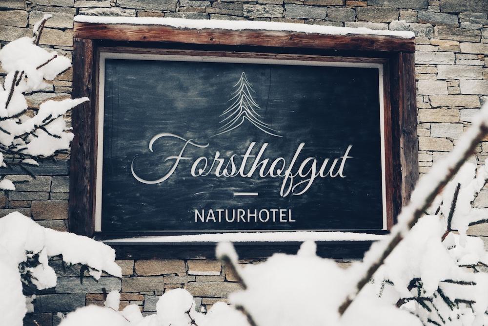 Im Forsthofgut wird Erholung und Tradition groß geschrieben