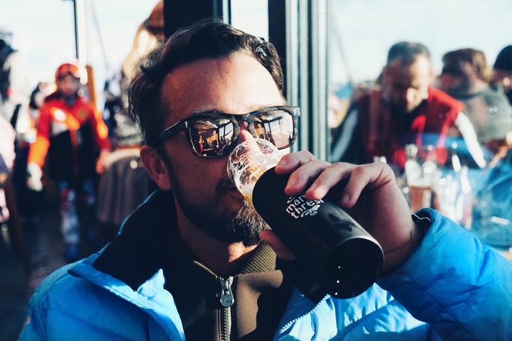 In der Hendl Fischerei gibt es mehr als ein gutes Bier...