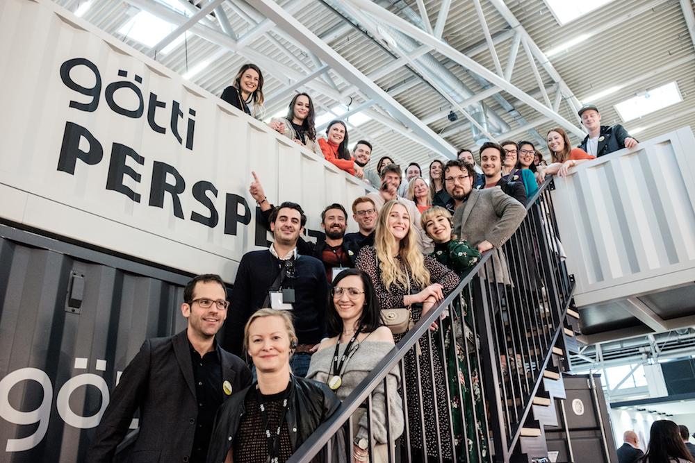 Wir Blogger auf der Opti München
