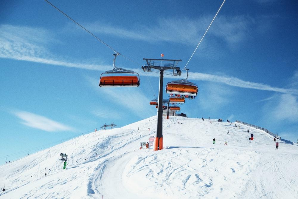 Der Skicircus Saalbach Hinterglemm ist eines der größten Skigebiete Österreichs