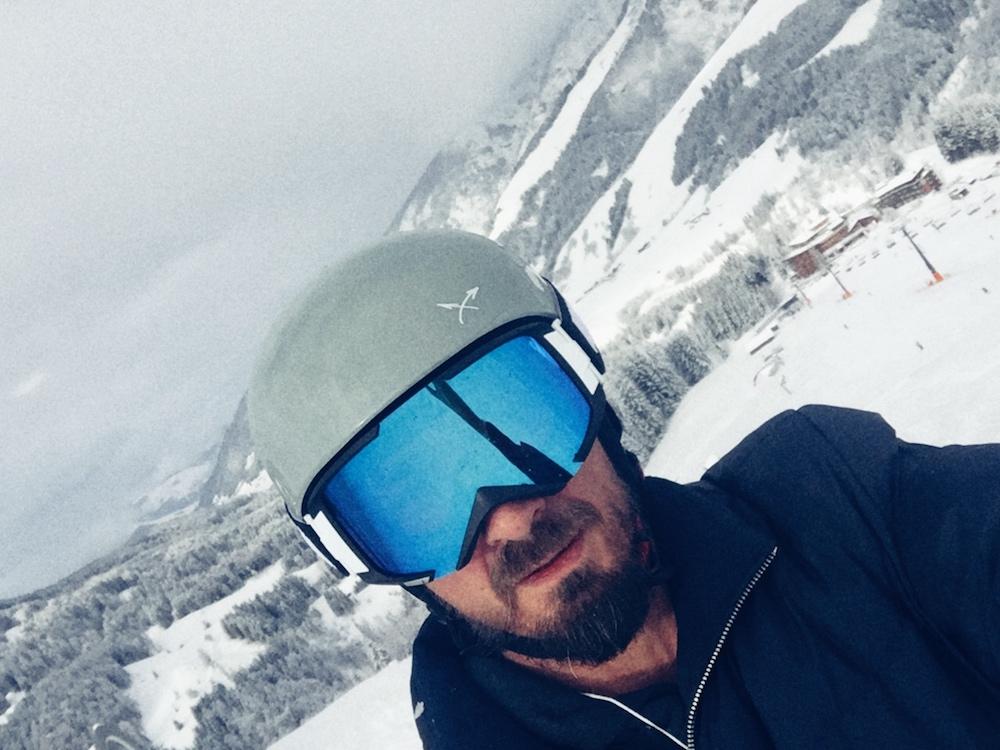 Das Skigebiet ist genau nach meinem Geschmack