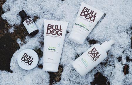 Gepflegt durch den Winter: <br>Hautpflege von BULLDOG</br>