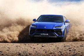 Passion in der DNA: Lamborghini Urus