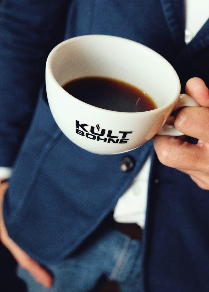 Am besten verkostet man den Kaffee pur