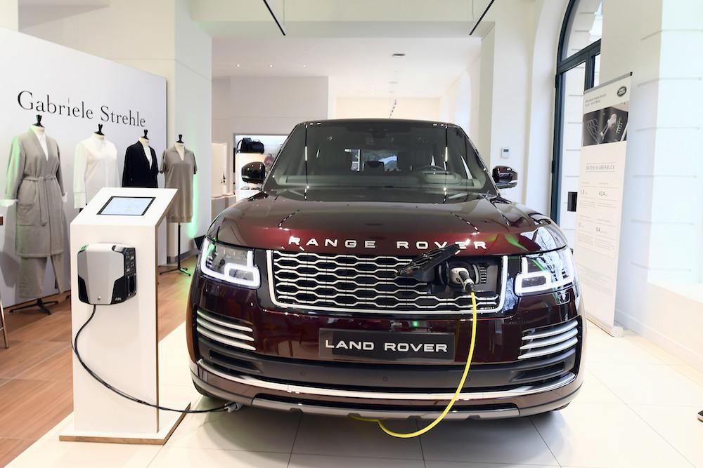 Der neue Range Rover Hybrid ist ein gelungenes Beispiel für die Vereinbarkeit von Luxus und Nachhaltigkeit