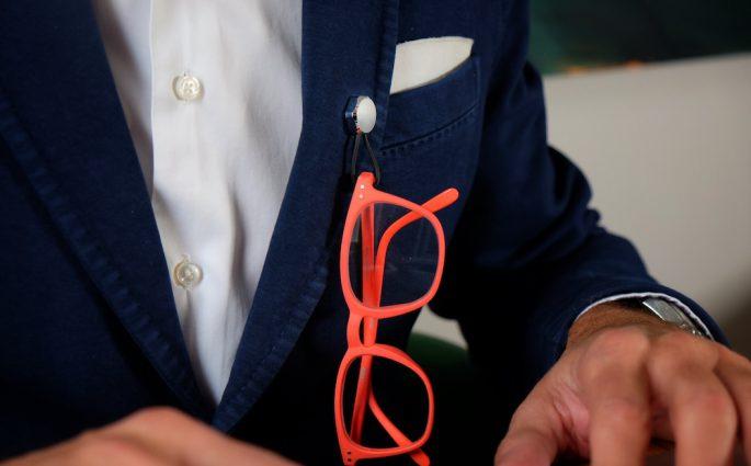 Magic Clip Brillenhalter