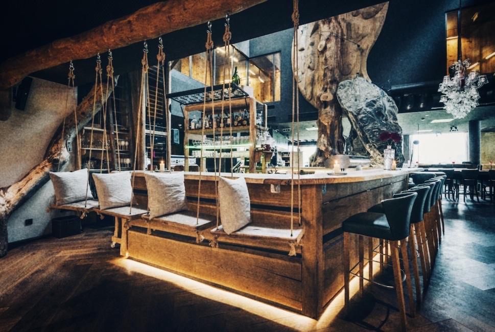 Ein Ort zum Verweilen - die Bar im Mama Thresl