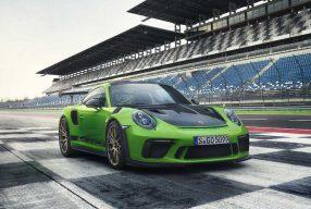 Ab auf die Rennstrecke: <br>der Porsche 911 GT3 RS</br>