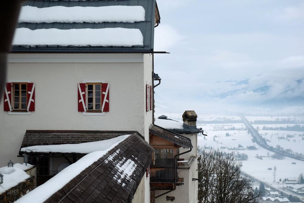 Hotel Schloss Mittersill ist ein richtiges Schloss