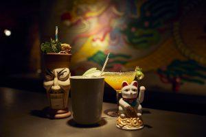 Drunken Dragon Bar Drinks
