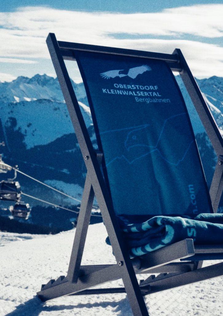 Liegestuhl Kleinwalsertal Oberstdorf