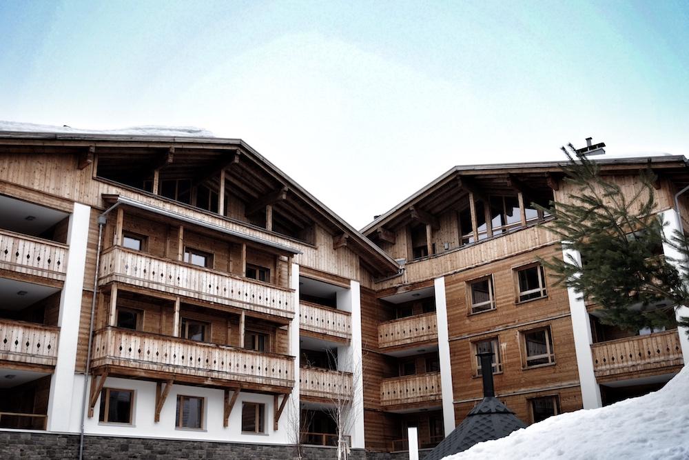 Privà Alpine Lodge Lenzerheide chalets