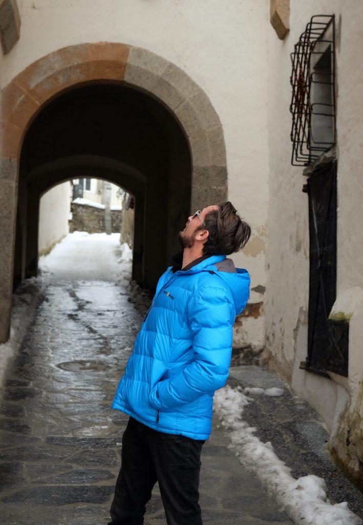 Hotel Schloss Mittersill beeindruckt mit seinen alten Mauern