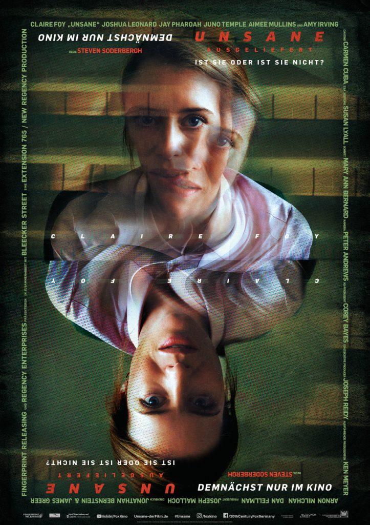 Unsane Filmplakat