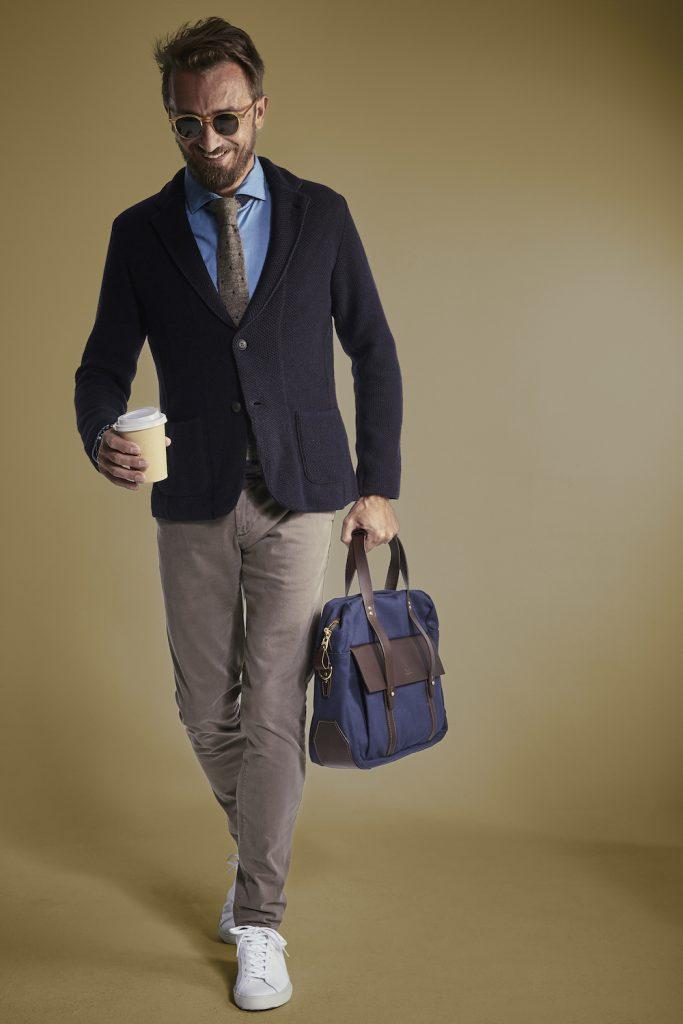 Blogger Bru Outfit mit Krawatte