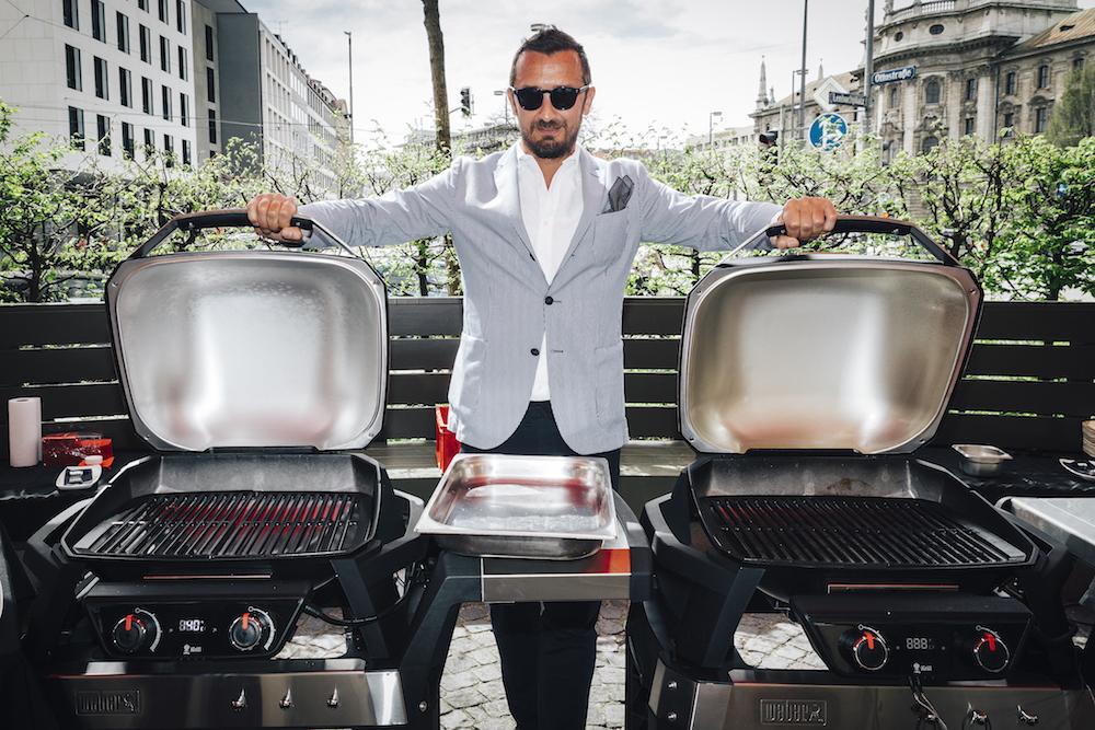 Weber Elektrogrill Pizza : Am puls der zeit: weber pulse elektrogill brus u2013 alles für männer
