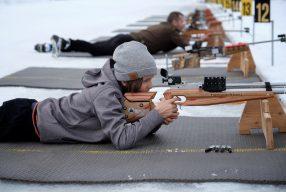 Mit der Familie am Start: <br>Biathlon-Schnupperkurs in Lenzerheide</br>