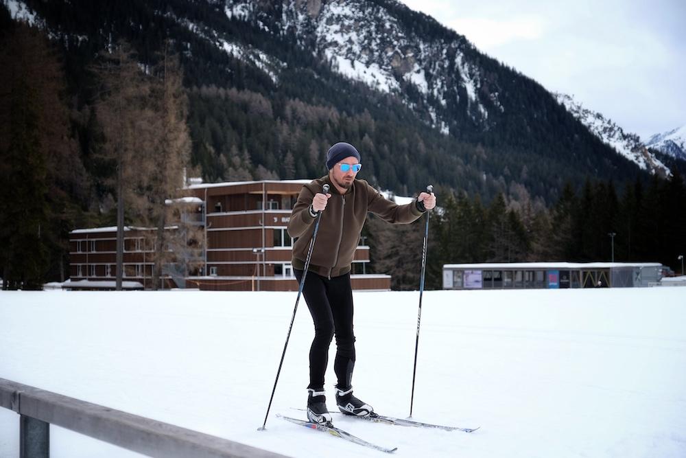 Biathlon Arena Lenzerheide Langlauf