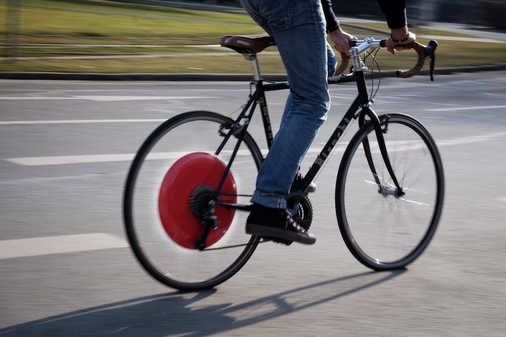Copenhagen Wheel E-Bike