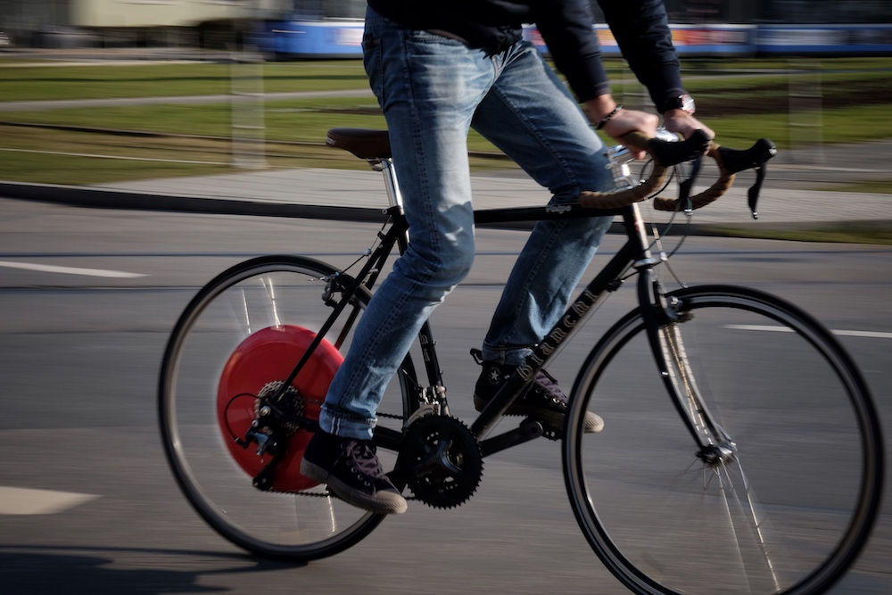 Copenhagen Wheel E-Bike
