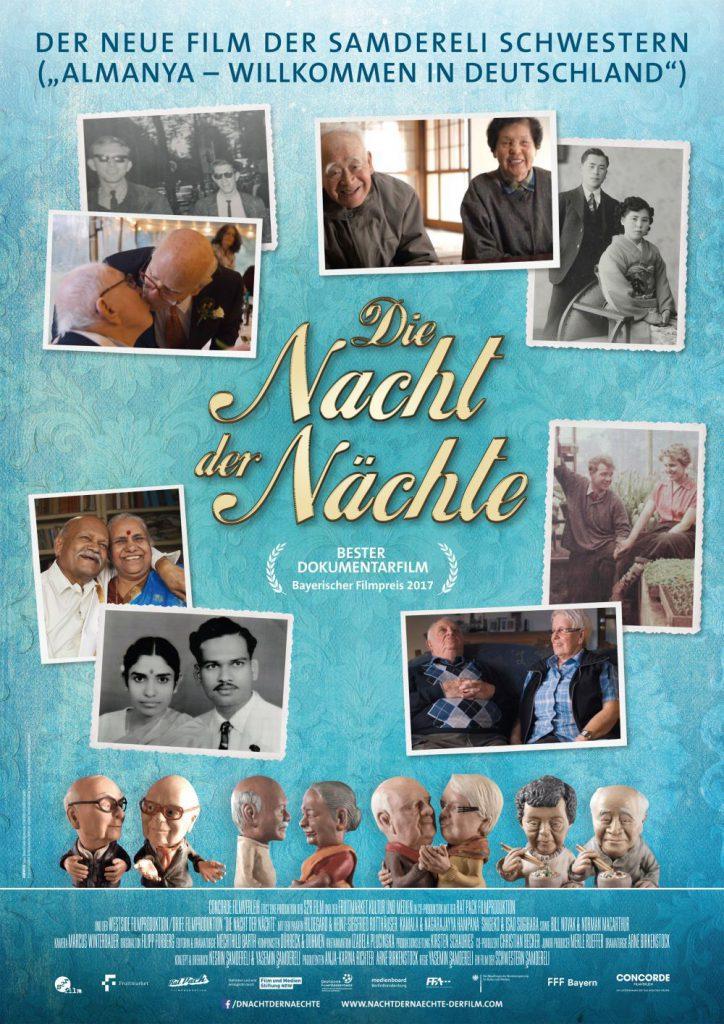 Filmplakat Die Nacht der Nächte