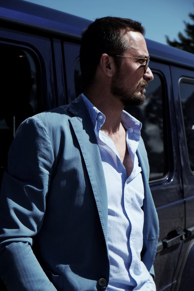 Shirt Jacket Sakko Eduard Dressler