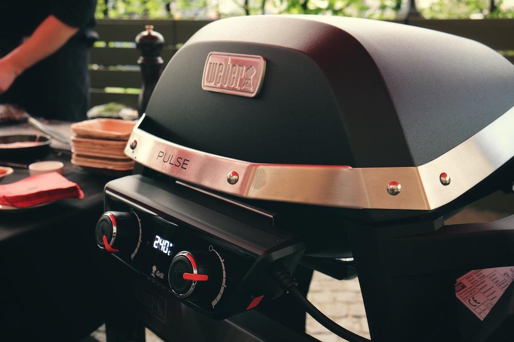 Weber Pulse Grill